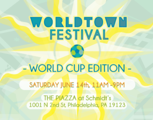 WorldTown Festival, Indie-Life Media, a Philadelphia marketing and branding agency for independent spirits